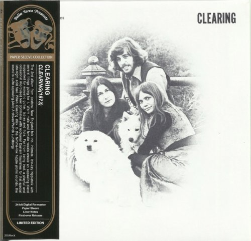 Clearing - Clearing (1973) (Korean remaster, 2009)