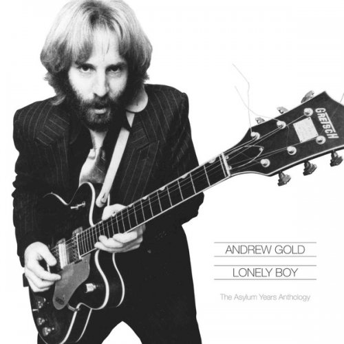 Andrew Gold - Lonely Boy: The Asylum Years Anthology (1975-80) (Remastered, 2020) Box Set 6CD