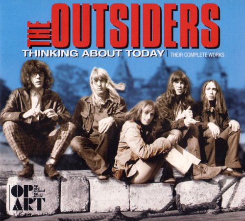 The Outsiders - Thinking About Today: Their Complete Works (1965-68) (Remastered, 2013) 2CD