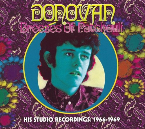 Donovan - Breezes Of Patchouli (His Studio Recordings:1966-1969) (2013) Box Set 4CD