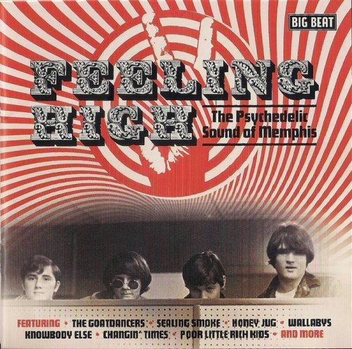 VA - Feeling High The Psychedelic Sound Of Memphis (1967-69) (Compilation, 2012)
