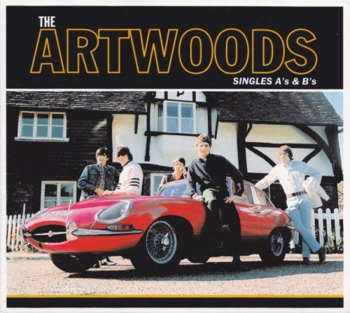 The Artwoods - Singles A's & B's (1964-67)[WEB](2000)