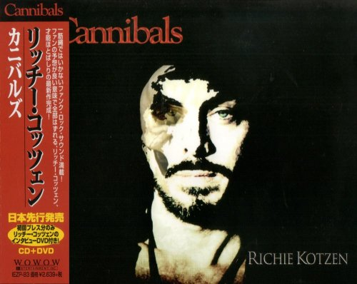 Richie Kotzen - Cannibals [Japanese Edition] (2015)