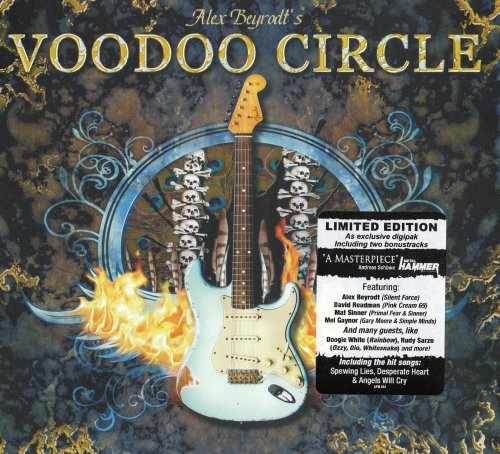 Voodoo Circle - Voodoo Circle [Limited Edition] (2008)