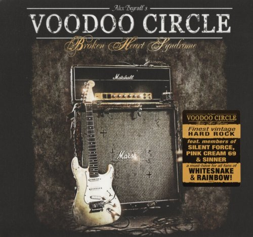 Voodoo Circle - Broken Heart Syndrome [Limited Edition] (2011)