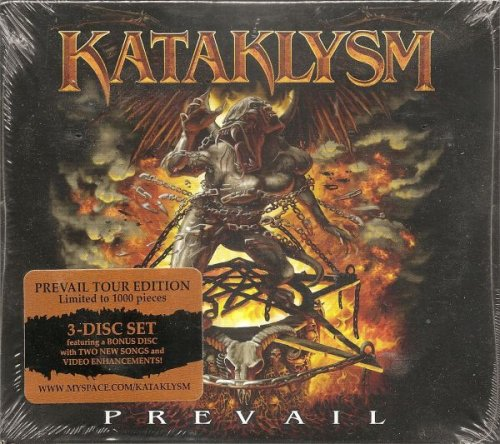 Kataklysm - Prevail (2008)