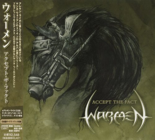 Warmen - Accept The Fact [Japanese Edition] (2005)