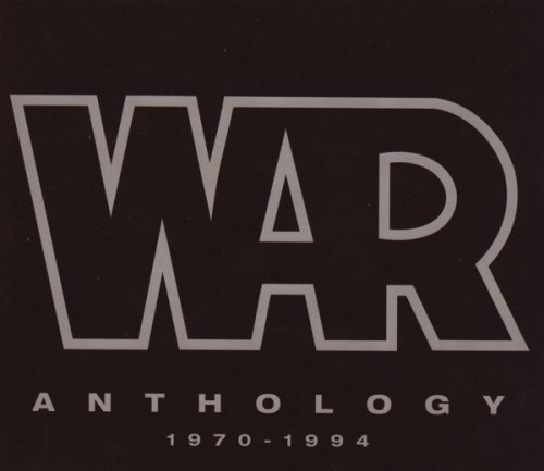War - Anthology (1970-1994) 2CD