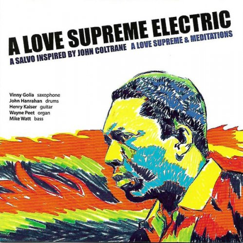 A Love Supreme Electric - A Love Supreme & Meditations (2020) [WEB] 2CD