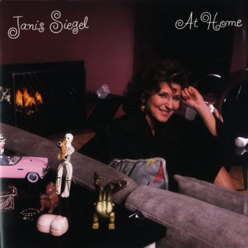 Janis Siegel - At Home (1987)