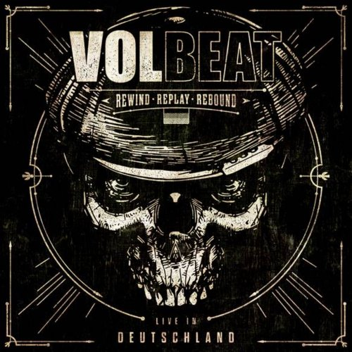 Volbeat - Rewind, Replay, Rebound: Live In Deutschland [2CD] (2020)