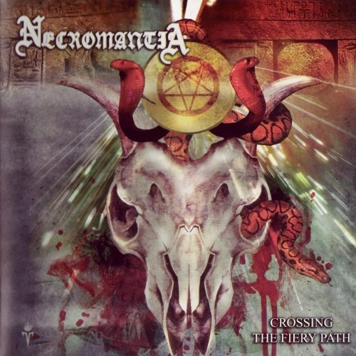 Necromantia - Crossing the Fiery Path (1993, Re-released 2005)