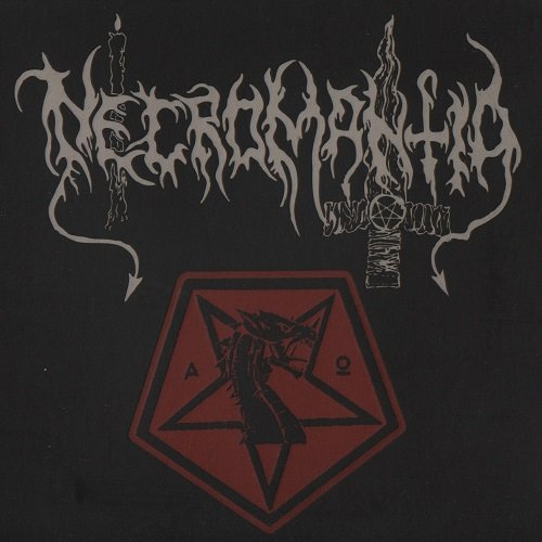 Necromantia - Chthonic Years - Demo Collection (Compilation, 2CD) 2018
