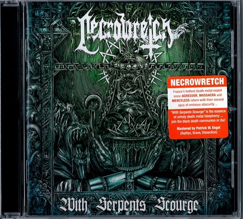 Necrowretch - Witth Serpents Scourge (2015)