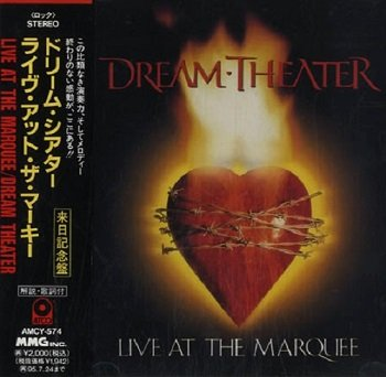 Dream Theater - Live At The Marquee (Japan Edition) (1993)