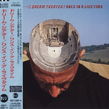 Dream Theater - Once In A LIVEtime (Japan Edition) (1998)