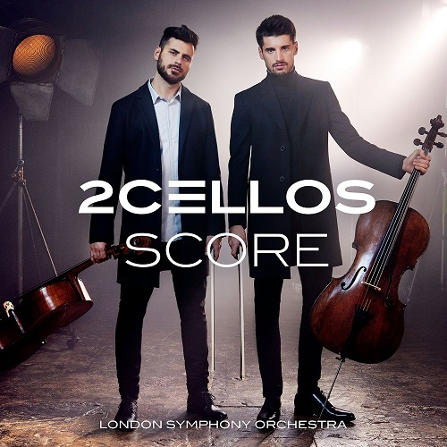 2Cellos - Score (Stjepan Hauser, Luka Sulic; Robin Smith, The London Symphony Orchestra) 2017