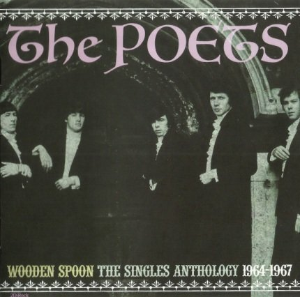 The Poets - Wooden Spoon The Singles Anthology [64-67] (2011)