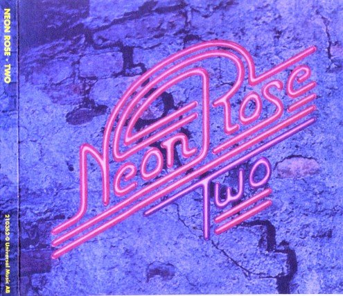 Neon Rose - Two (1975) [Reissue 2005]