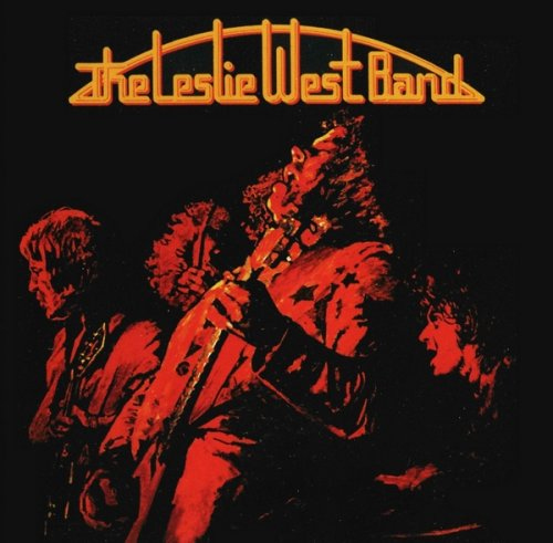 The Leslie West Band - The Lesley West Band (1975) (Reissue, 2008)