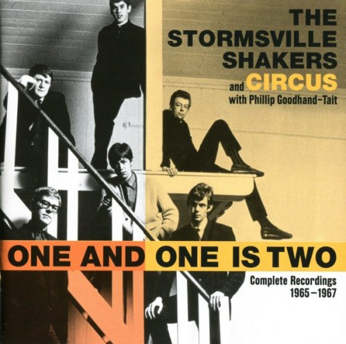 The Stormsville Shakers - One And One Is The Complete Recordings (1965-67) (2016)