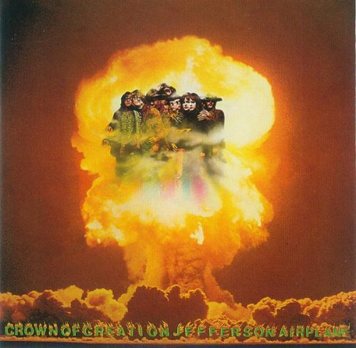 Jefferson Airplane - Crown Of Creation (1968) (Expanded, 2003)