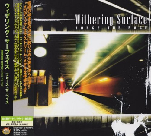Withering Surface - Force The Pace [Japanese Edition] (2004)