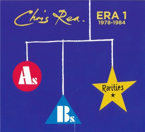 Chris Rea - Era 1: As Bs & Rarities 1978-1984 (3 CD Set 2020)