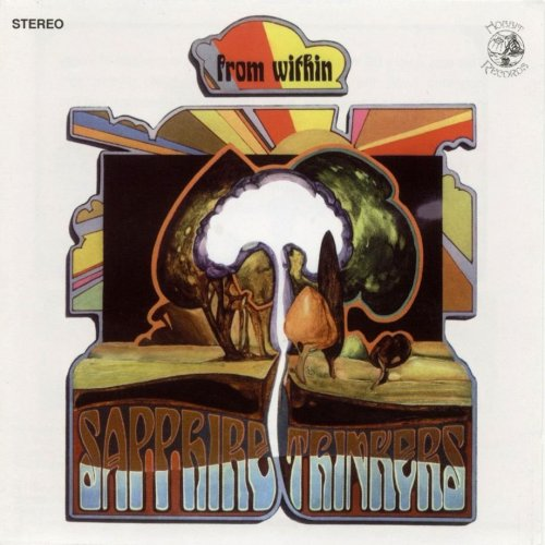 Sapphire Thinkers - From Within (1969)