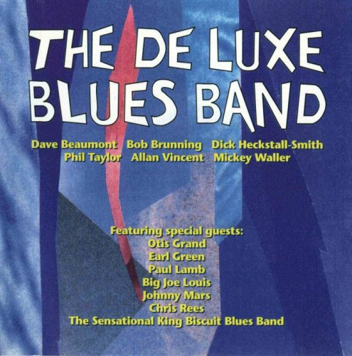 De Luxe Blues Band - The Deluxe Blues Band (1993)
