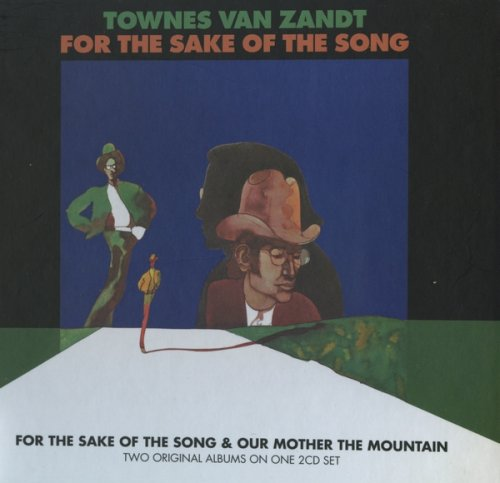 Townes Van Zandt - For The Sake Of The Song / Our Mother The Mountain (1968/69) (Remastered, 2014) 2CD