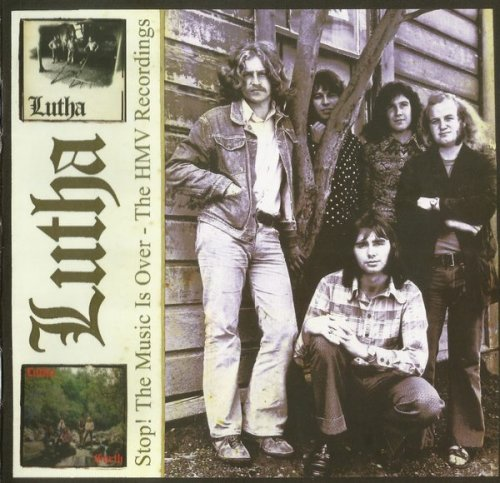 Lutha - Stop! The Music Is Over (1972-73) (2006)