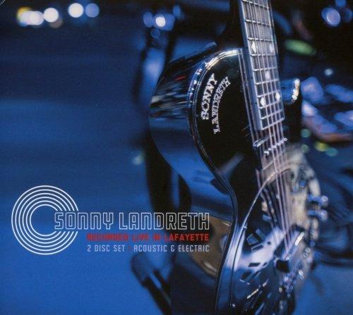 Sonny Landreth - Recorded Live In Lafayette [2 CD] (2017)