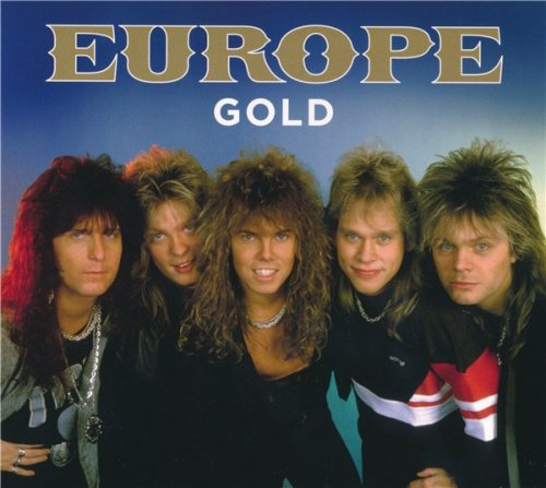 Europe - Gold (3 CD Set) (2021)