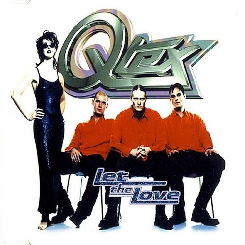 Q-Tex - Let The Love (Maxi-Single) (1996)