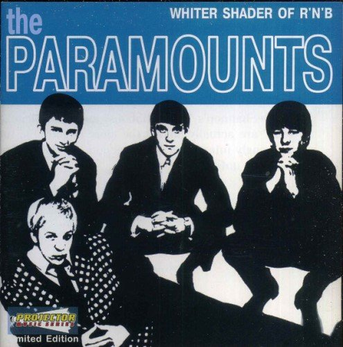 The Paramounts - Whiter Shades Of R 'n' B [1963-1966] (2000)
