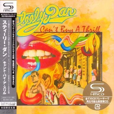 Steely Dan - Can't Buy A Thrill (1972)