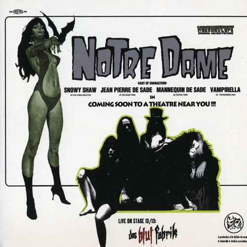 Notre Dame - Coming Soon To A Theatre Near You !!! (2002)