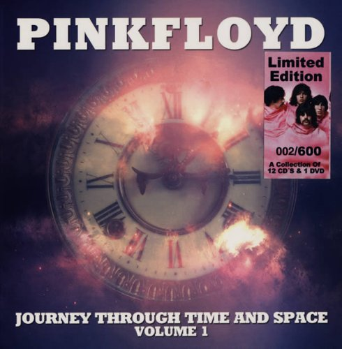 Pink Floyd - Journey Through Time and Space Vol. 1 (2008) [12CD Limited Edition Box Set]