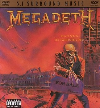Megadeth - Peace Sells... But Who's Buying? [DVD-Audio] (2004)