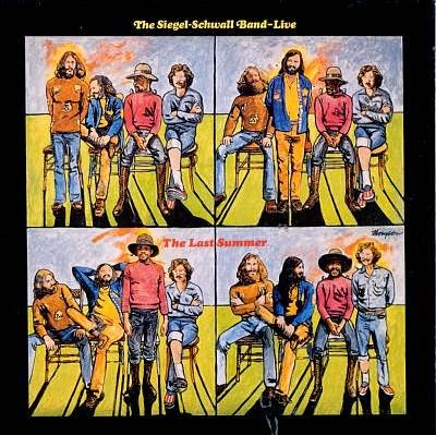 Siegel Schwall Band - Live The Last Summer (1974)