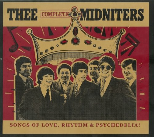 Thee Midniters - The Complete Midniters (1965-69)(2009) 4CD