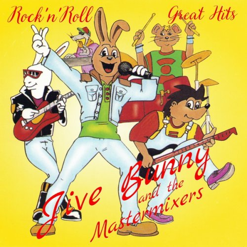 Jive Bunny And The Mastermixers - Rock'n'Roll Great Hits (2021)