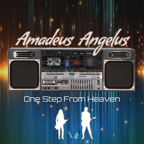 Amadeus Angelus - One Step From Heaven (3 x File, FLAC, Single) 2020