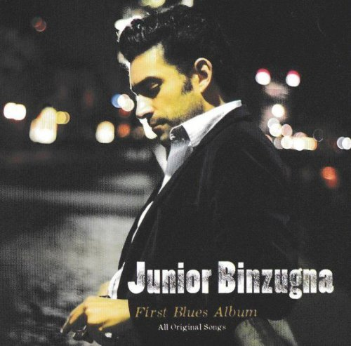 Junior Binzugna - First Blues Album (2015)
