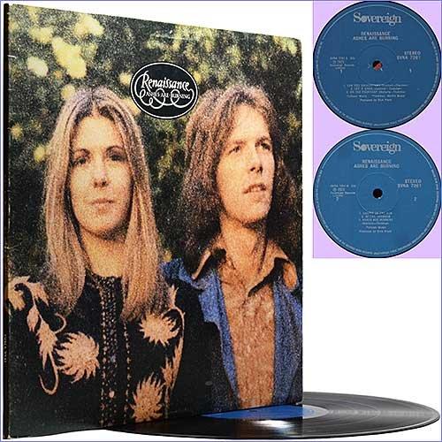 Renaissance - Ashes Are Burning (1973) [Vinyl Rip]