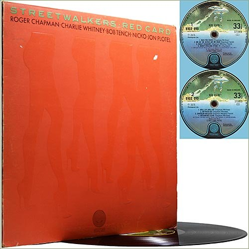 Streetwalkers - Red Card (1976) [Vinyl Rip]
