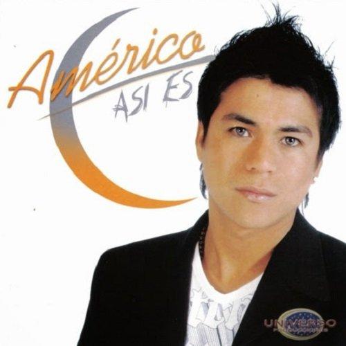 Americo - Asi Es (2008)