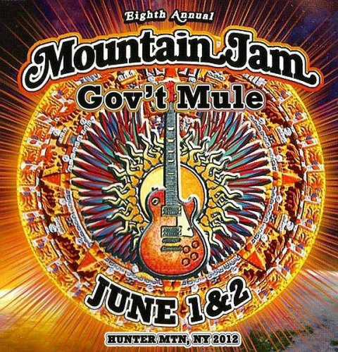 Gov't Mule - 2012-06-01,02 Mountain Jam VIII, Hunter, NY (2012)
