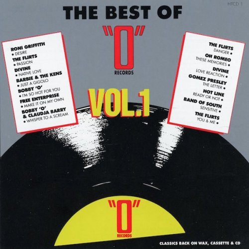 Various Artists - The Best Of ''O'' Records Vol. 1 (1989)